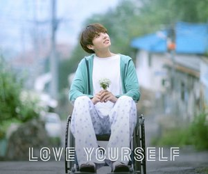 bts, jungkook, and love yourself image
