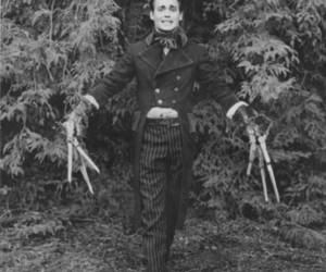 johnny depp and edward scissorhands image