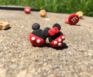 etsy, mickey mouse, and disney jewelry image