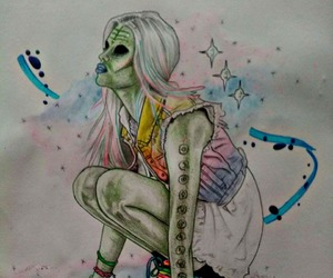 alien, alternative, and indie image