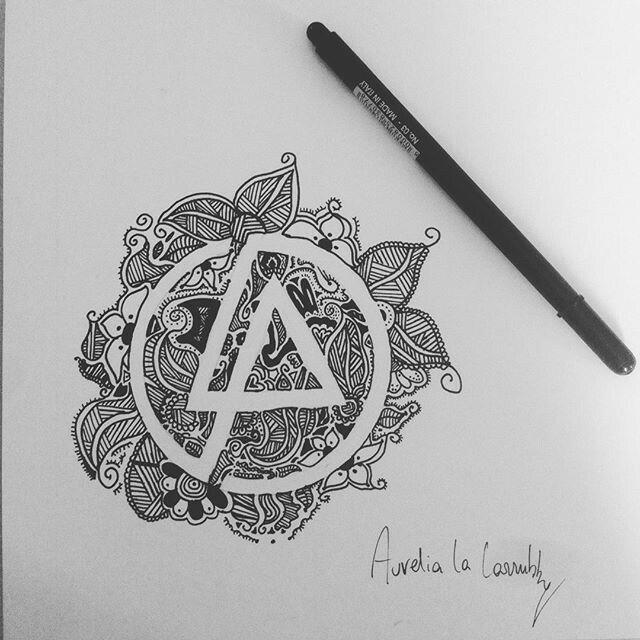 Linkin Park Tattoo Idea Uploaded By Undermyfuckingskin
