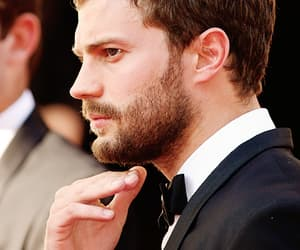Jamie Dornan, christian grey, and fifty shades of grey image