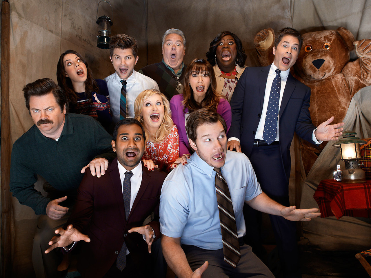 parks and recreation and parks and rec image