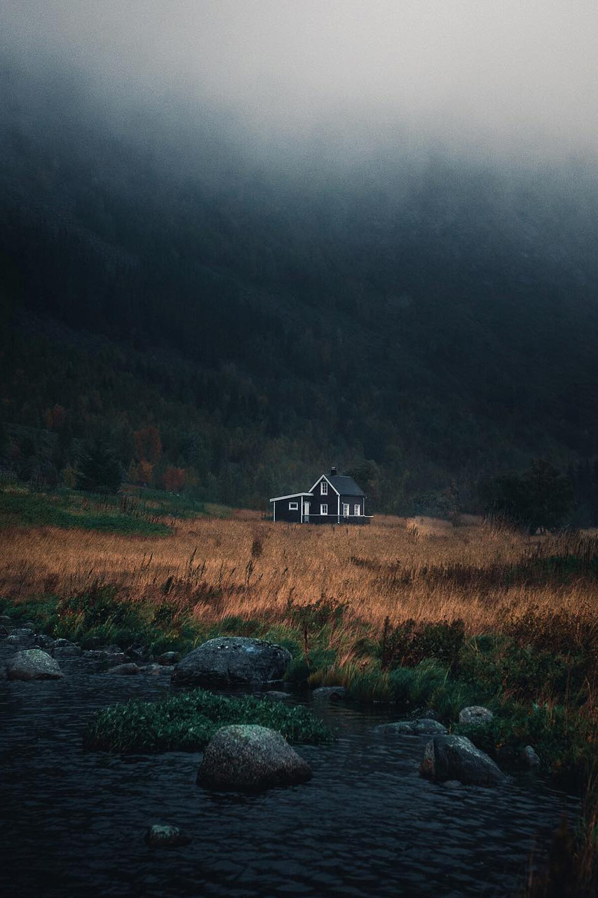 house, aesthetic, and autumn image
