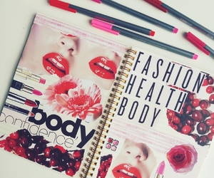 body, Collage, and creativity image