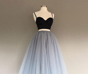 dress, homecoming dress, and woman dress image