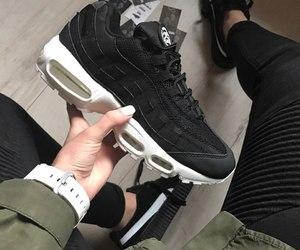 fashion, nail, and shoes image