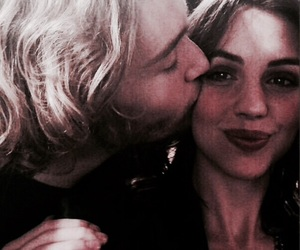 reign, francis, and toby regbo image