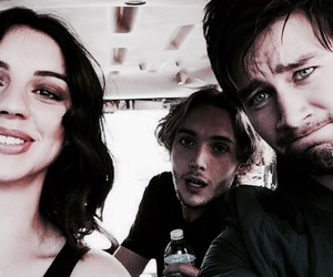 reign, toby regbo, and adelaide kane image