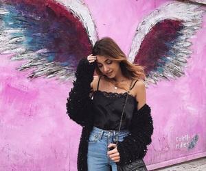 girl and angel image