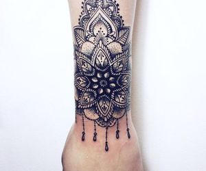 wrist tattoo image