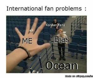 exo, bangtan, and k-pop memes image
