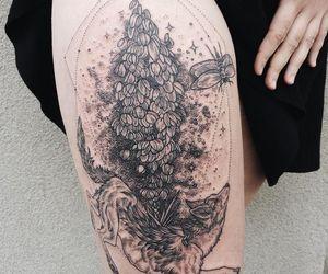 wolf tattoo image