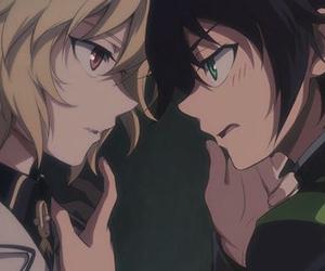 anime, yaoi, and yuichiro image