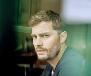 Jamie Dornan and fifty shades of grey image