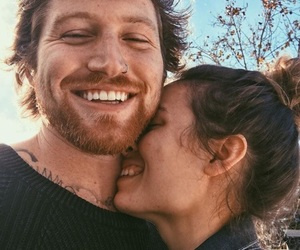 couple, scotty, and smile image