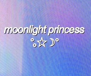 blue, pink, and princess image