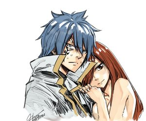 otp, jellal, and fairy tail image