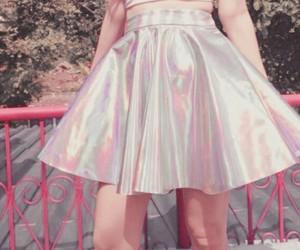 skirt, fashion, and grunge image