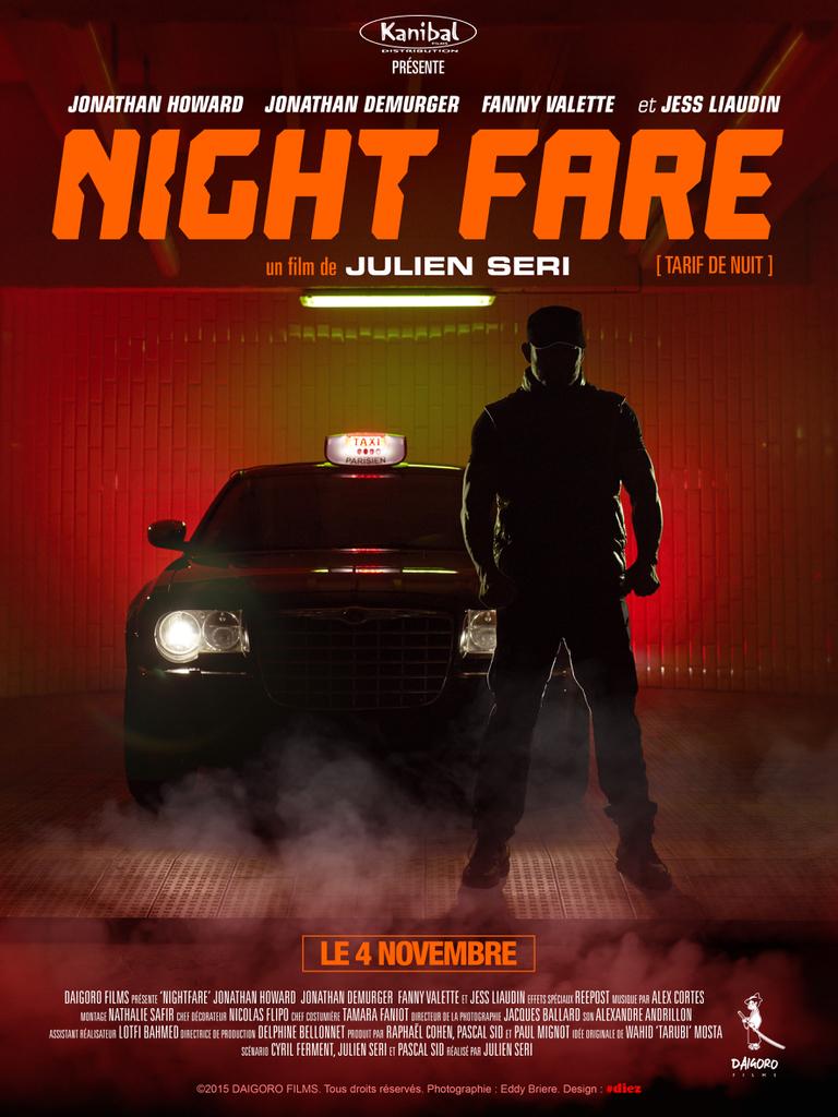 movie, 2015, and night fare image