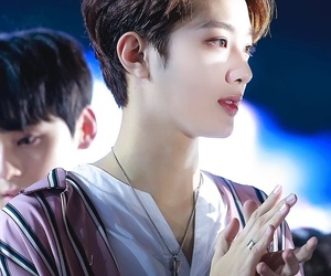 kpop, wanna one, and guanlin image