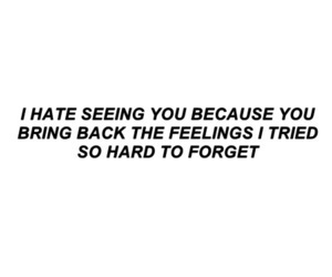 feelings, quotes, and hate image