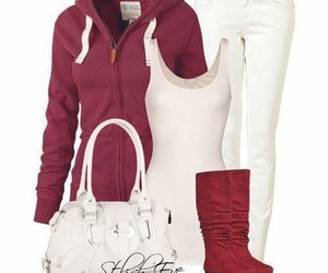 accessories, comfy, and fall image