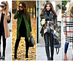 autumn, fashion, and look image