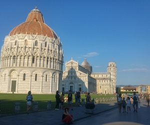 Pisa and 17august image