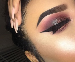 beauty, dark, and goals image
