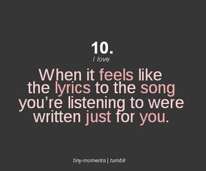 Songs I love