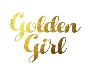 gold, quotes, and text image
