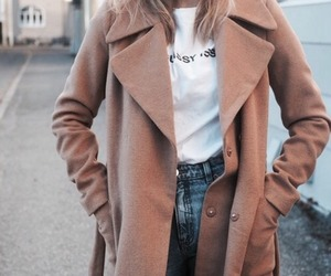 fashion, coat, and style image