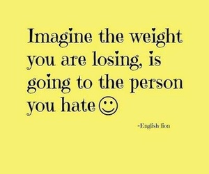 imagine, lose weight, and positive image