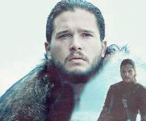 Hot, jon snow, and night watch image