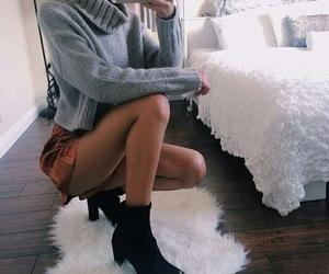 beautiful, fashion blogger, and styles image