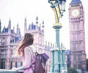 beautiful, london, and travelling image