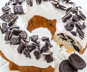 cake, oreo, and sweet image