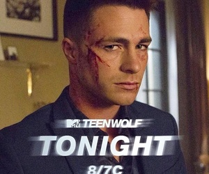 teen wolf and colton haynes image