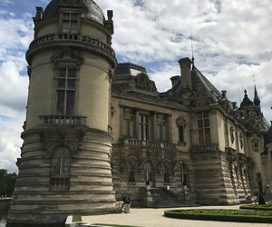 chantilly, garden, and french image