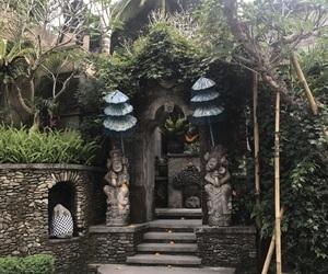 bali, holiday, and indonesia image