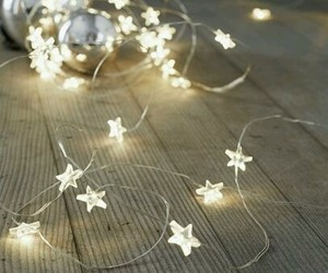 light, stars, and aesthetic image