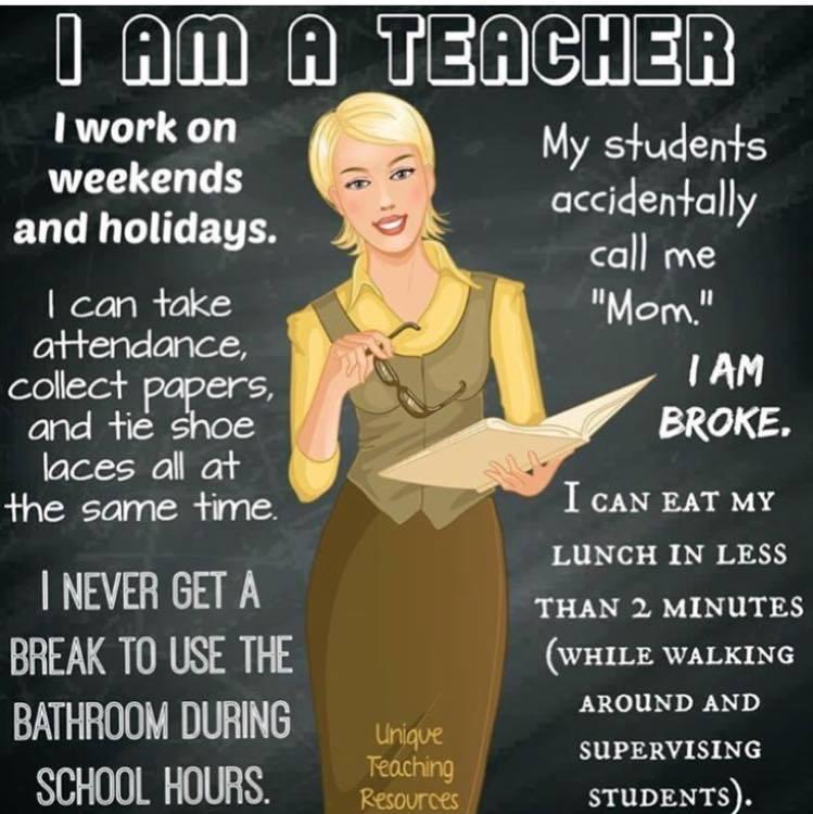 teacher and teaching image