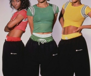 90s, aesthetic, and black image