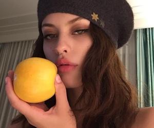 aesthetics, beautiful, and beret image