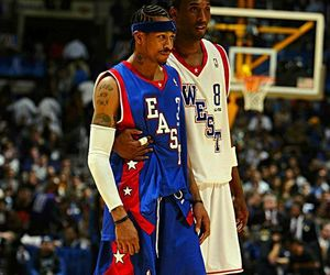 allen iverson, NBA, and sixers image