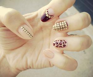amazing, elegant, and nail art image