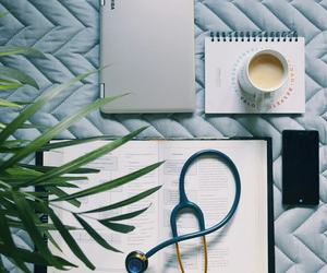 blue, coffee, and goals image