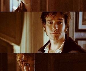 elizabeth bennet, pride and prejudice, and Mr. Darcy image
