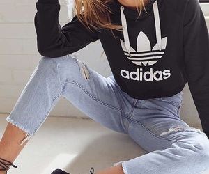 adidas, article, and fashion image